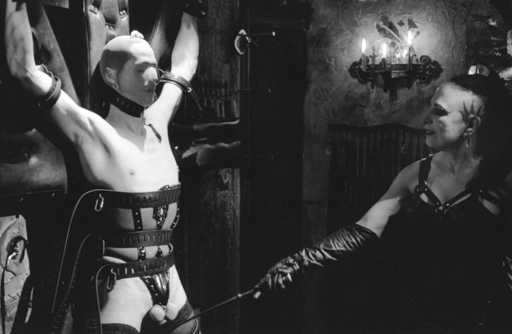 Domina pisker sin slave